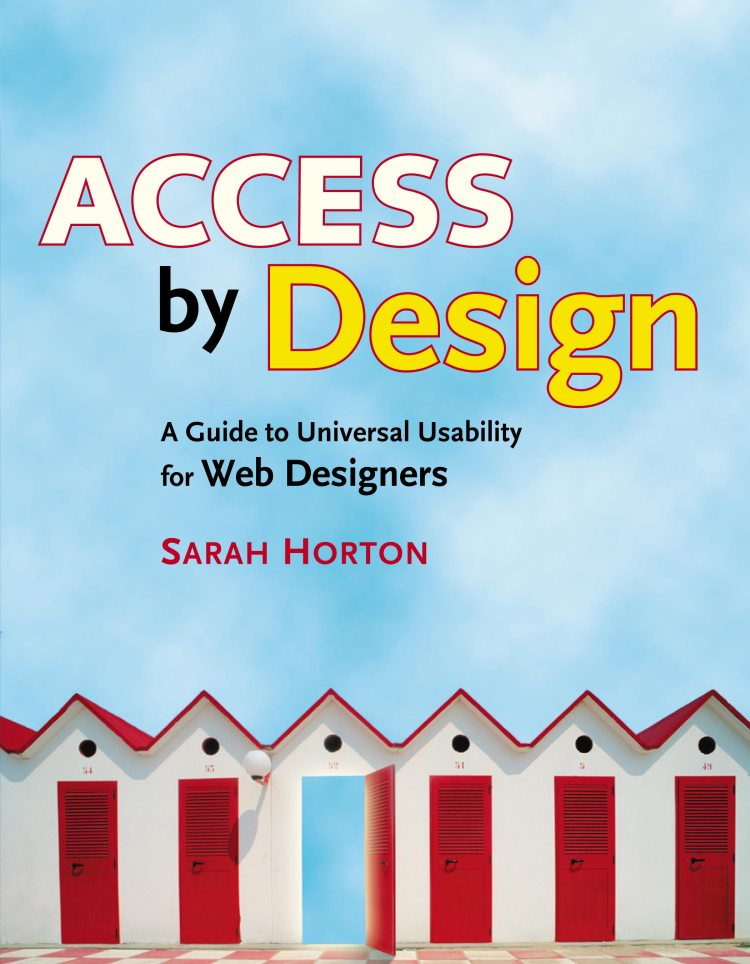 Access by Design book cover